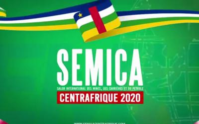 SEMICA Centrafrique: présence remarquée de Burval Corporate et BSE à Bangui